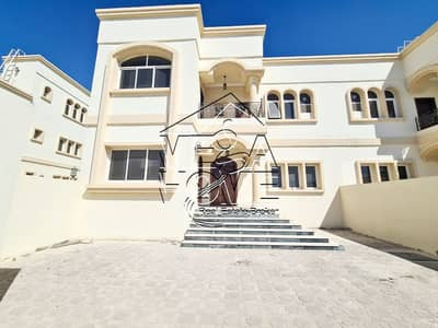 5 Bedroom Villa for Rent in Khalifa City A, Abu Dhabi - PRIVATE ENTRANCE 5 BED MASTER BED VILLA