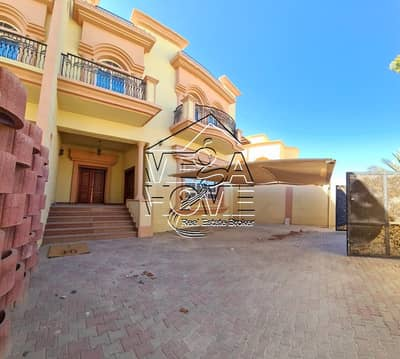 5 Bedroom Villa for Rent in Khalifa City A, Abu Dhabi - Lovely 5-master bed villa w/private entrance