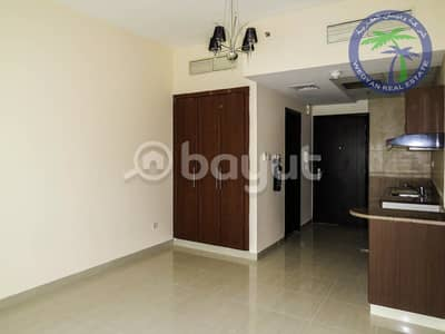 Studio for Rent in Al Barsha, Dubai - Near MoE/metro Studio Flat available starting from 30k without parking +one month free