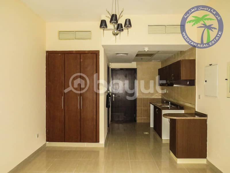 2 Near MoE/metro Studio Flat available starting from 30k without parking +one month free