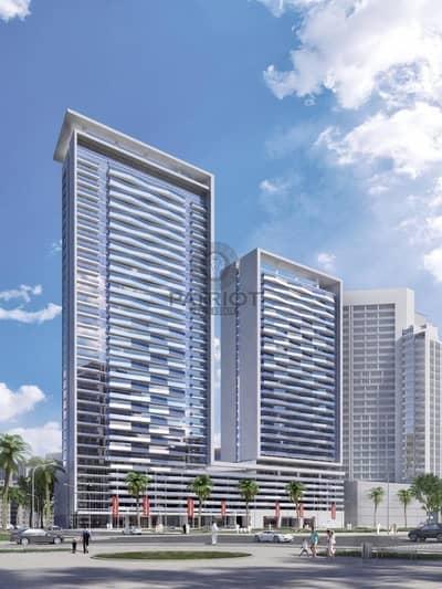 شقة 3 غرف نوم للبيع في قرية جميرا الدائرية، دبي - 3 BR with 75% Post Handover Payment Plan for 4 yrs