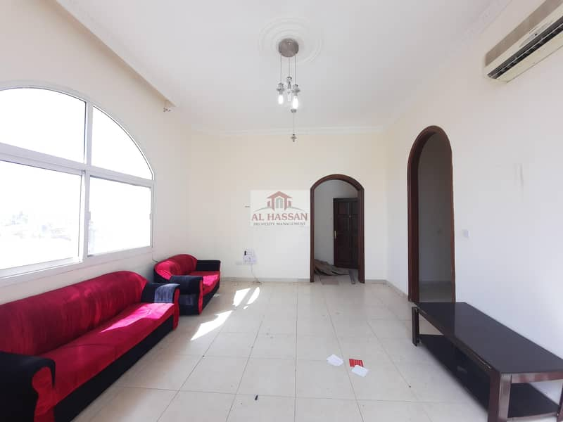 Huge Studio With Huge Kitchen In Family Villa Near To Shabia At MBZ