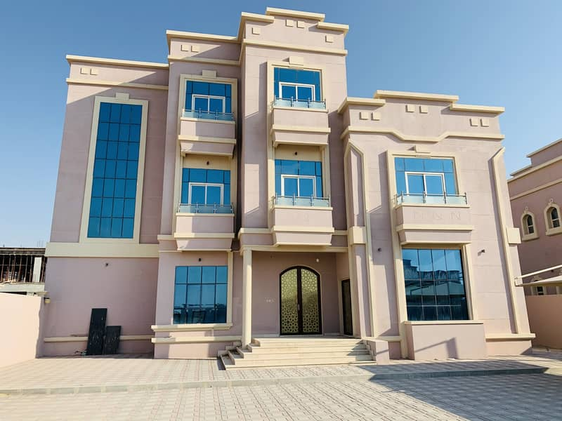 Brand New 11 Master Bedrooms Villa with Huge Yard for Rent
