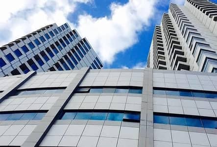 Empty 3 BHK biggest size with parking for sale in Falcon Tower