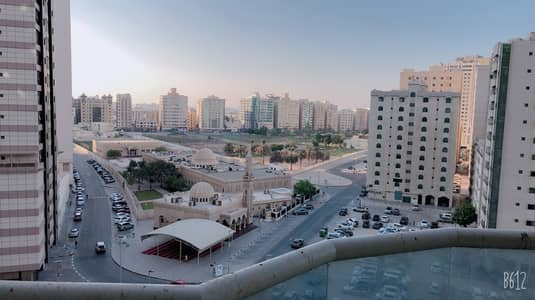 3 Bedroom Apartment for Rent in Al Majaz, Sharjah - AMAZING 3BHK with Maids Room and Balcony