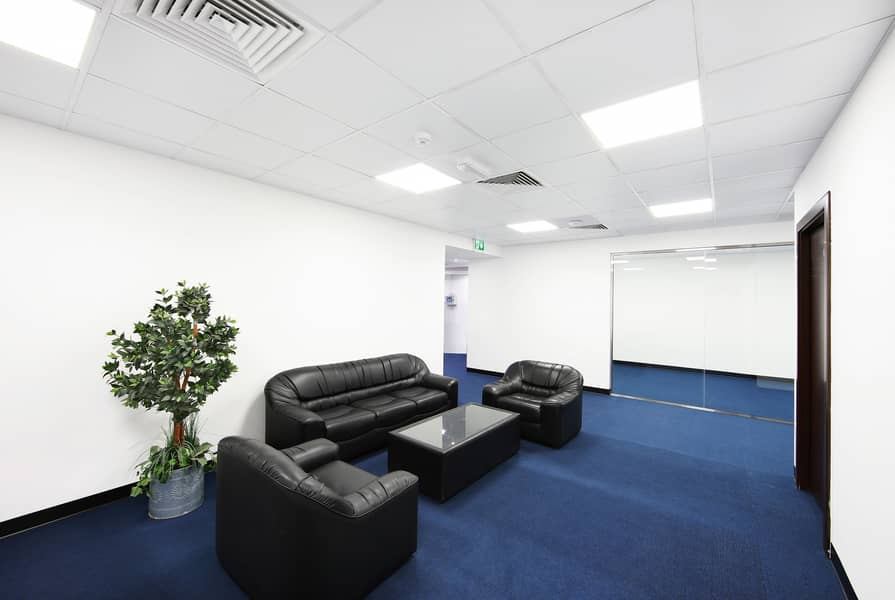 Small serviced office  in prime location Direct from  Landlord
