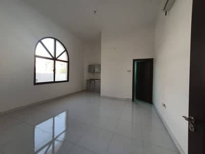 Studio for Rent in Al Karamah, Abu Dhabi - Available Studio for rent in new villa the first Residents