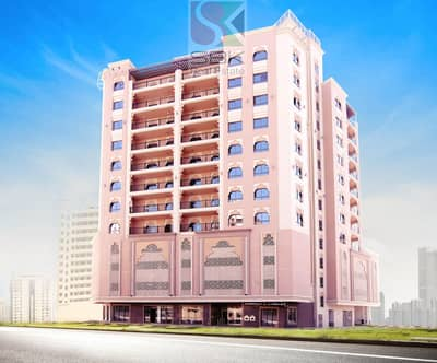 Luxury Brand New 2 BR Near Jaddaf Metro