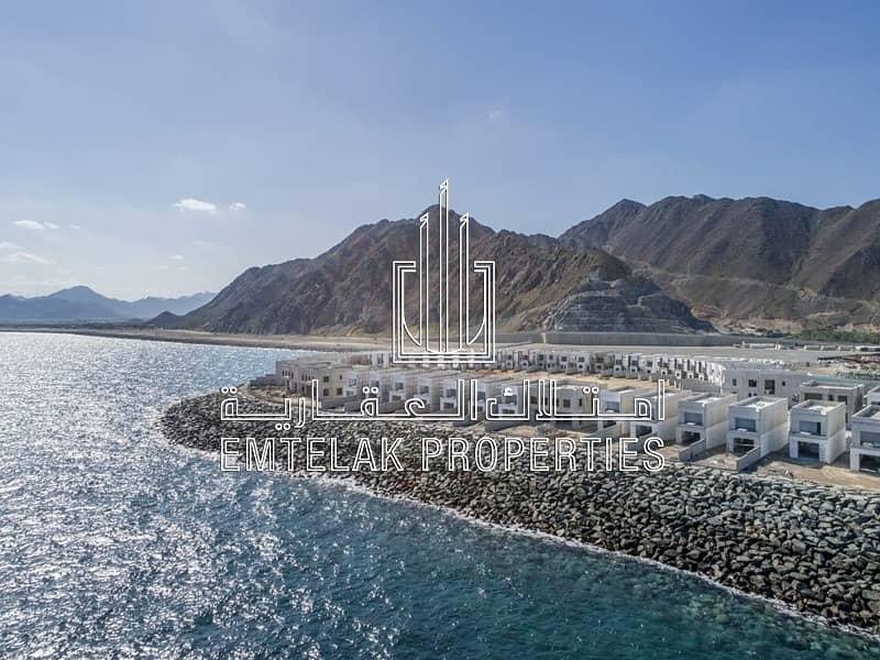 16 Al Dana Island   Sea View Villas in Aqah beach