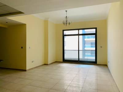 2 Bedroom Apartment for Rent in Dubai Sports City, Dubai - Two Bed Room Hamza Tower with Balcony Only 38,000 AED