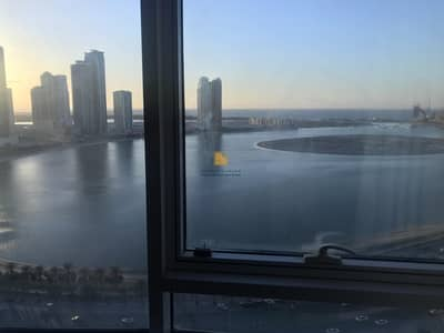 2 Bedroom Apartment for Sale in Al Taawun, Sharjah - Own Your 2 BHK Apartment with 1 parking - Sea View