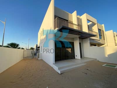 3 Bedroom Townhouse for Rent in Akoya Oxygen, Dubai - Corner Unit