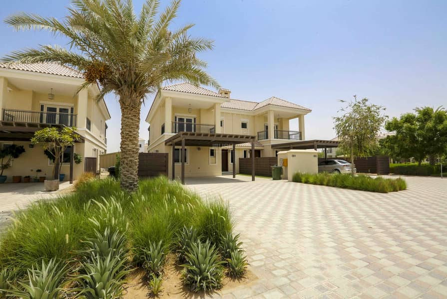 2 Al Habtoor Polo Resort & Club Residences for Rent