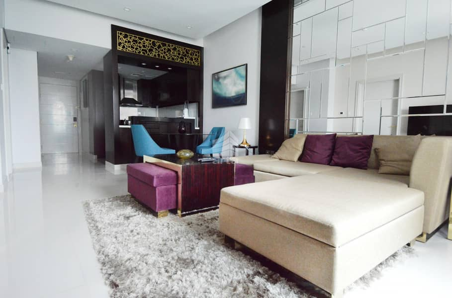 2 Fully Furnished | Also available for monthly basis inclusive DEWA