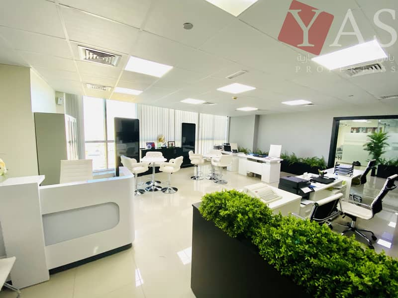 2 Stunning | Fully fitted office | Combined Units