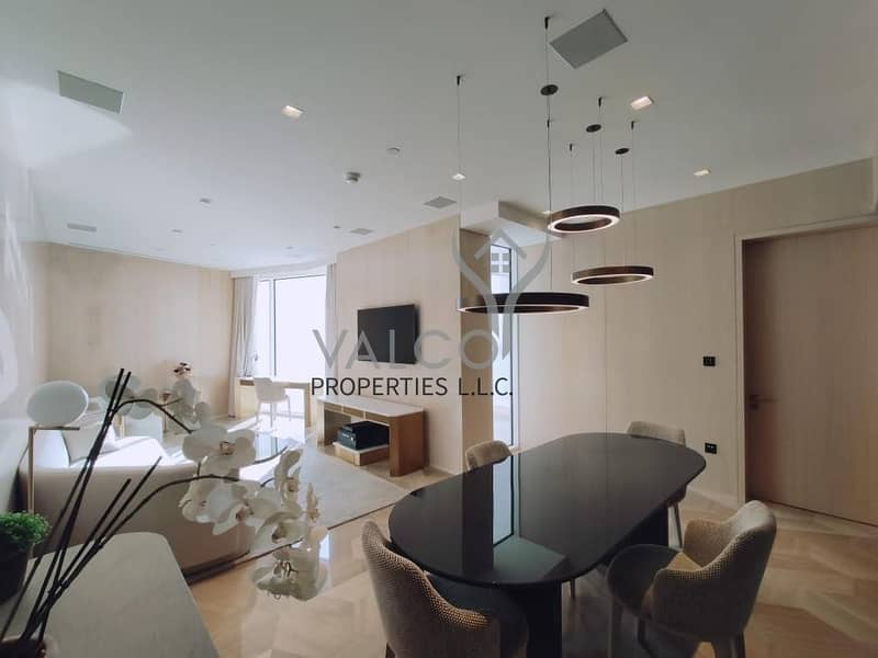 Luxuriously Furnished | Sea View |  Beach Access