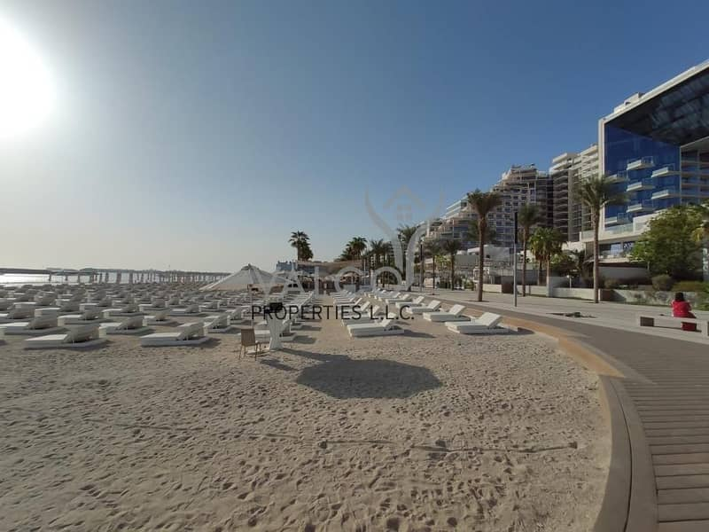 19 Luxuriously Furnished | Sea View |  Beach Access