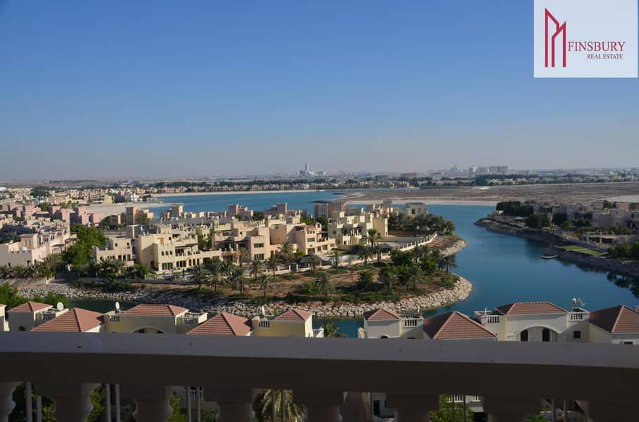 2 Amazing Lagoon View | One Bedroom | Covered Parking | Well Maintained