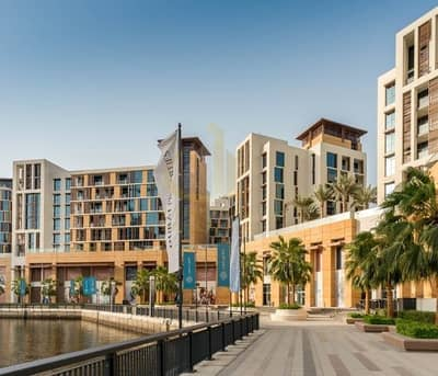 Studio for Rent in Culture Village, Dubai - Fabulous Swimming View Large Studio With Close Kitchen