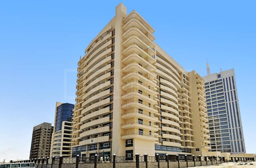 FOR RENT LARGE 2 BED  AT ROYAL RESIDENCE 1 -DUBAI SPORTS CITY