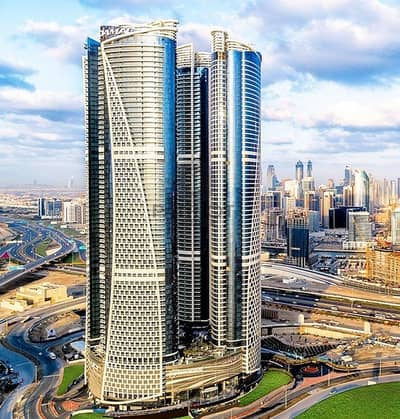 2 Bedroom Apartment for Sale in Business Bay, Dubai - Serviced 2bed Apartment |Damac Towers | Skyline Views | Great Investment