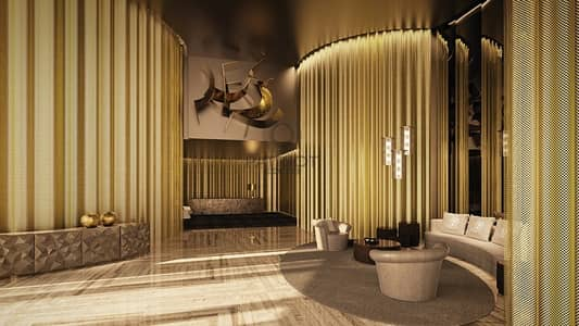 Branded Furnished Cheapest 3bed in Business Bay Paramount DAMAC TOWERS