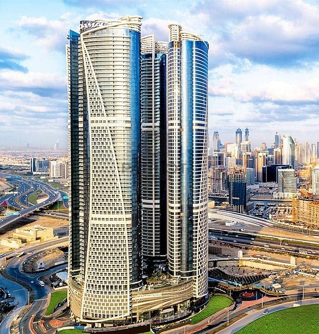 2 Branded Furnished Cheapest 3bed in Business Bay Paramount DAMAC TOWERS