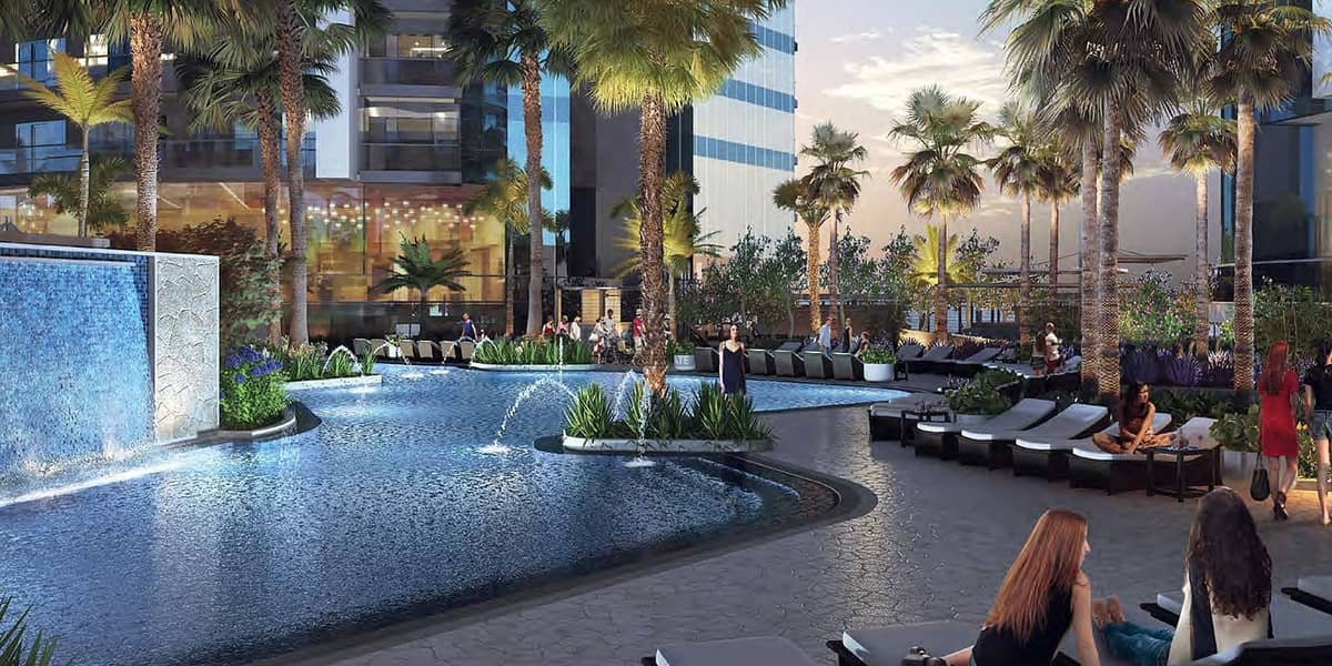 9 Branded Furnished Cheapest 3bed in Business Bay Paramount DAMAC TOWERS