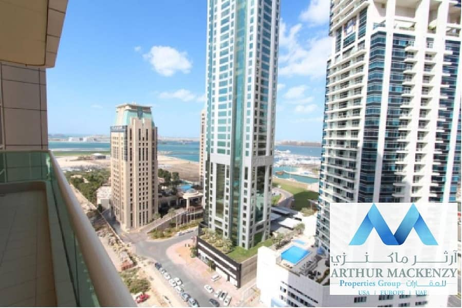 2 Flash Offer - Sea View | Chiller Free | Huge 2BR - Dubai Marina