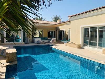 4 Bedroom Villa for Sale in Green Community, Dubai - Private Pool