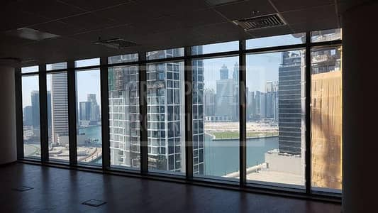 Office for Sale in Business Bay, Dubai - Discounted  ready to SELL Fitted Office Canal view