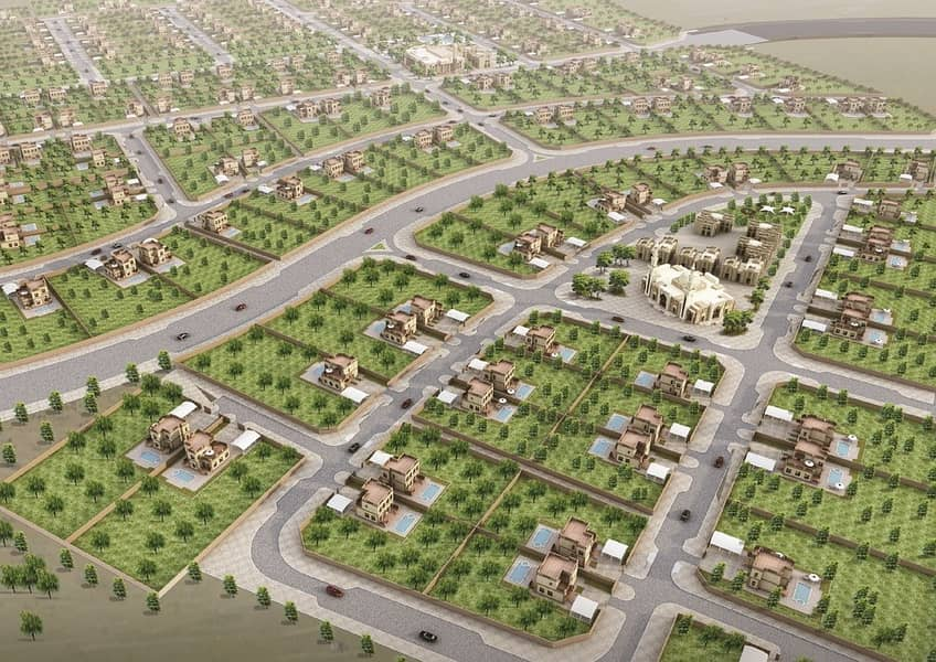 Exclusive Land in Wahat Al Zaweya | Good Investment| Perfect Price