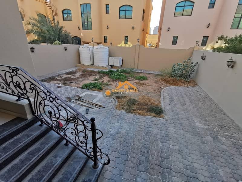 2 Amazing 4 Master B/R Villa with Private Garden ## MBZ City