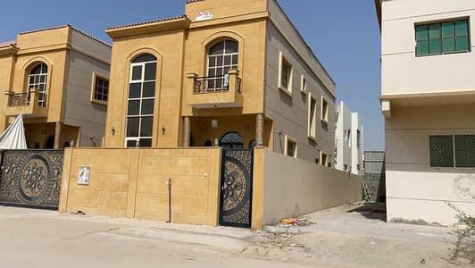 5 Bedroom Villa for Rent in Al Mowaihat, Ajman - LAVISH BRAND NEW EUROPEN STYLE VILLA FOR LEASE IN AJMAN FOR- 80K YEALRY,