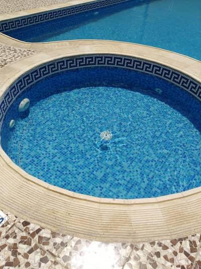 شقة 1 غرفة نوم للايجار في مدينة الإمارات، عجمان - شقة في أبراج أحلام جولدكريست مدينة الإمارات 1 غرف 14000 درهم - 4836814