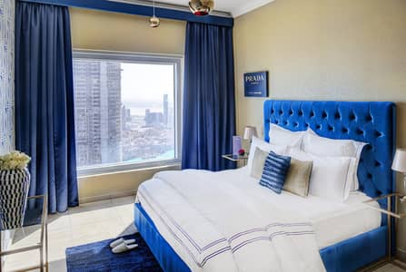 2 Bedroom Apartment for Rent in Downtown Dubai, Dubai - Natural light|No commission | Direct Link Sofitel Hotel