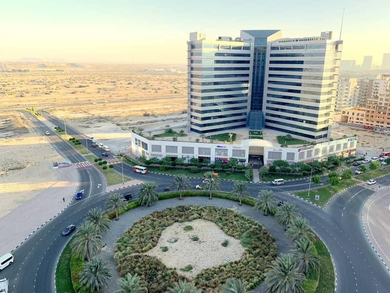 شقة في البوابة العربية واحة دبي للسيليكون 3 غرف 85000 درهم - 4836939