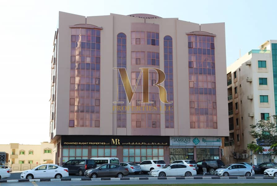 شقة في كورنيش رأس الخيمة 1 غرف 25000 درهم - 4836953