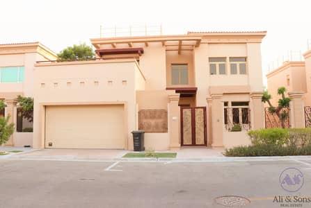 فیلا 5 غرف نوم للبيع في حدائق الجولف في الراحة، أبوظبي - 0% Commission | Accessible | Luxury
