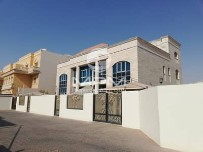 4 Bedroom Villa for Rent in Mohammed Bin Zayed City, Abu Dhabi - 4 Bedroom Compound Villa with Maids Room