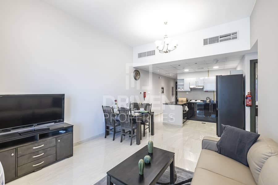 21 Fully Furnished | Partial Lake & Pool View
