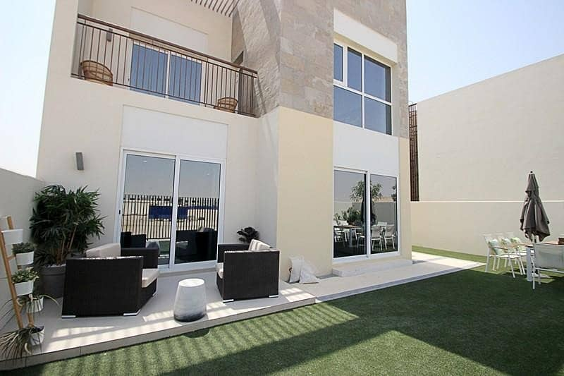 2 Pay in 3 years  1bed on GF   Golf course EMAAR