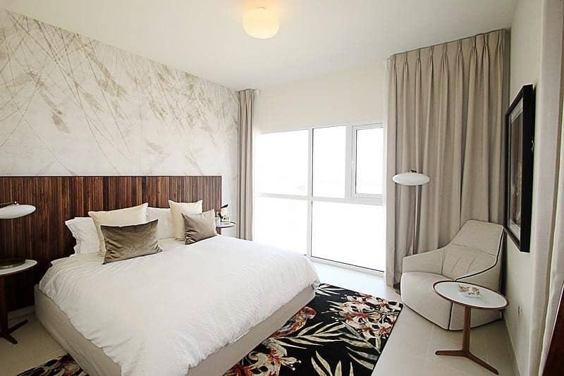10 Pay in 3 years  1bed on GF   Golf course EMAAR