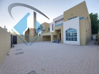 5 Bedroom Villa for Sale in Al Mowaihat, Ajman - Sale: A new luxury modern European villa in Al Mowaihat 3 area close to the main street with the possibility of bank or cash financing