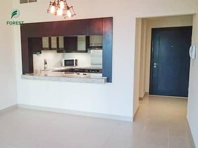 1 Bedroom Apartment for Rent in The Views, Dubai - ozy |1 Bed |Community View| Unfurnished | Vacant