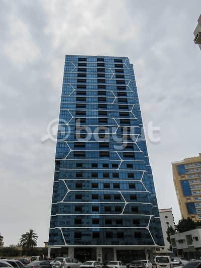 شقة 1 غرفة نوم للايجار في النعيمية، عجمان - شقة في برج عايدة النعيمية 3 النعيمية 1 غرف 27000 درهم - 4837152