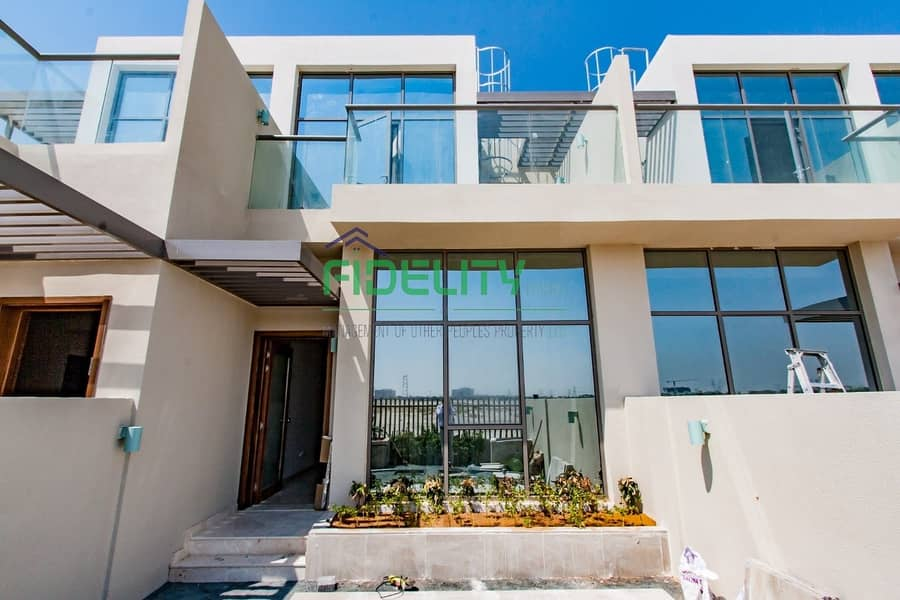 Rent To Own| Pay 10% & Move In| Single Row End Unit Brand New