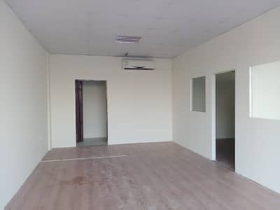 Shop for Rent in International City, Dubai - 721 SQFT ready shop with partition