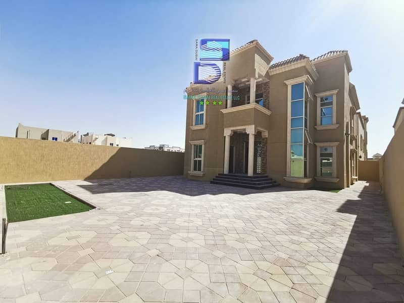 Freehold villa with the possibility of easy bank financing in easy bank installments with bank financing of up to 100% of the property value The villa is close to all services