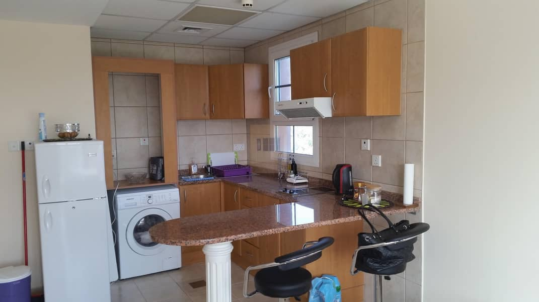 2 EXCELLENT STUDIO APARTMENT IN GREEN COMMUNITY